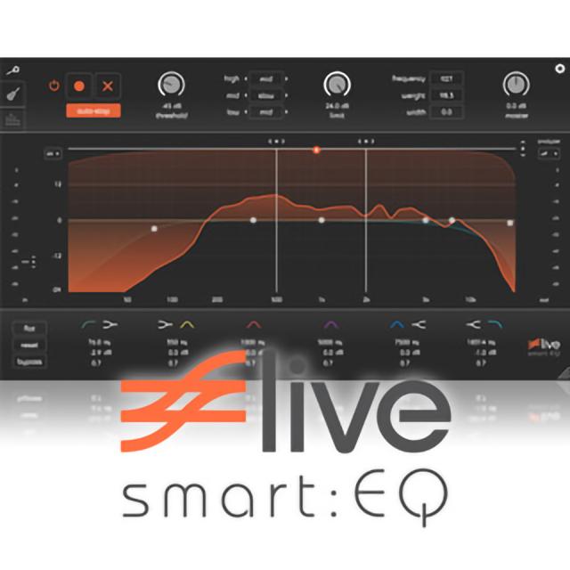SONIBLE/SMART:EQ LIVE【期間限定特価キャンペーン】【オンライン納品】【在庫あり】