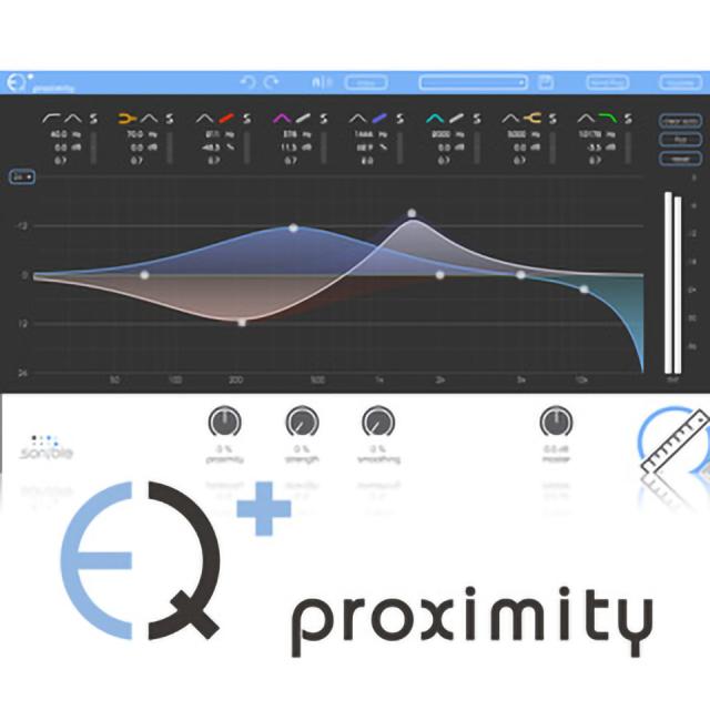 SONIBLE/PROXIMITY:EQ+【期間限定特価キャンペーン】【オンライン納品】【在庫あり】