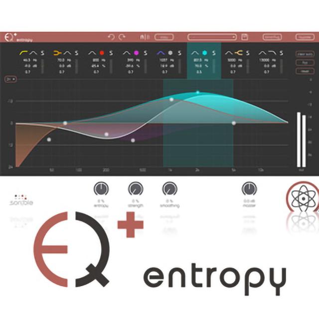 SONIBLE/ENTROPY:EQ+【期間限定特価キャンペーン】【オンライン納品】【在庫あり】