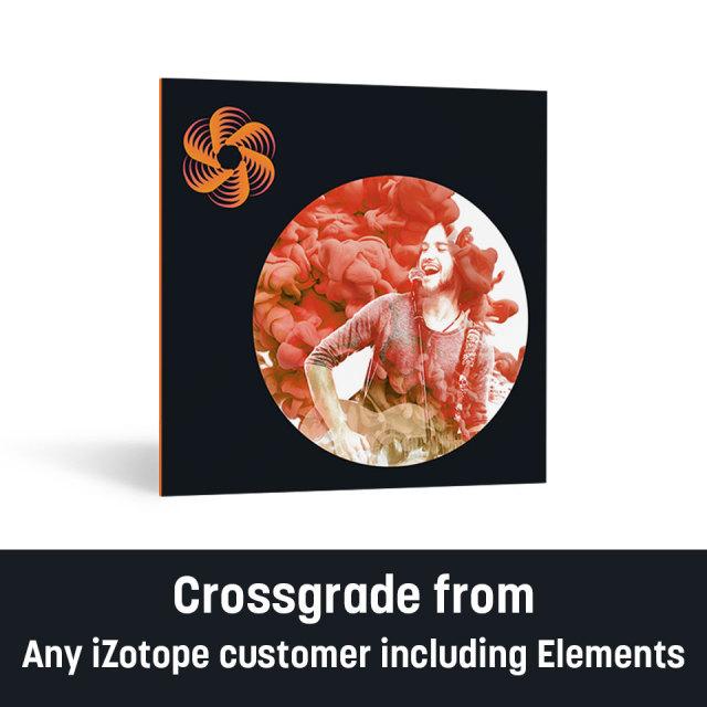 iZotope/Nectar 3 Plus crossgrade from Any iZotope customer including Elements【オンライン納品】【~7/31 期間限定特価キャンペーン】
