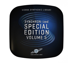 Vienna Symphonic Library/SYNCHRON-IZED SPECIAL EDITION VOL. 5
