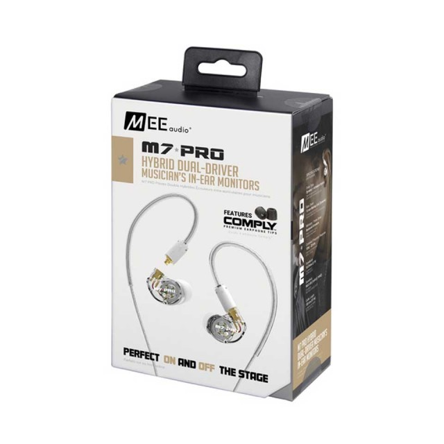 MEE Audio/M7 Pro Clear【在庫あり】