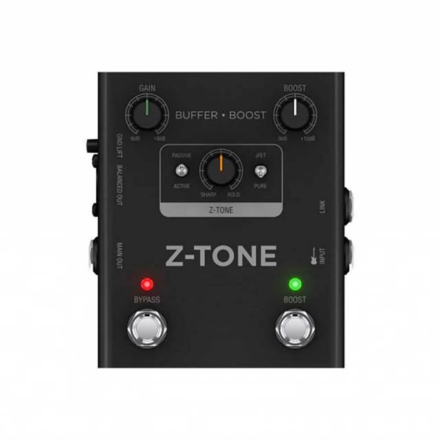 IK Multimedia/Z-TONE Buffer Boost【~12/1 期間限定特価キャンペーン】【在庫あり】