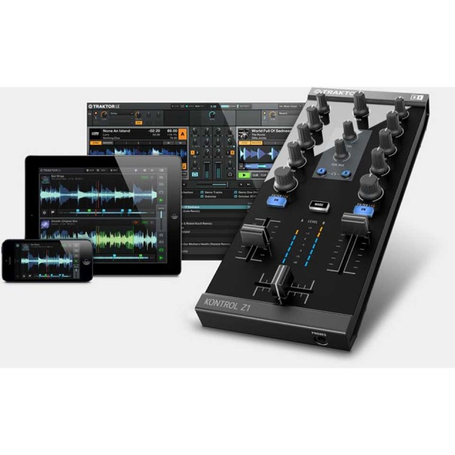 Native Instruments/TRAKTOR KONTROL Z1