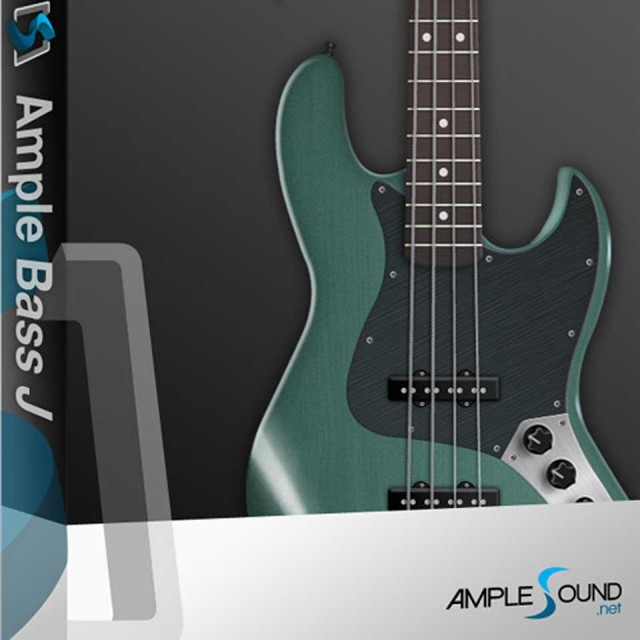 AMPLE SOUND/AMPLE BASS J III【オンライン納品】【在庫あり】