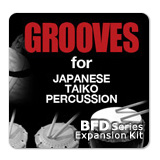 Fxpansion/Japanese Taiko Grooves 【オンライン納品】【BFD拡張】【在庫あり】