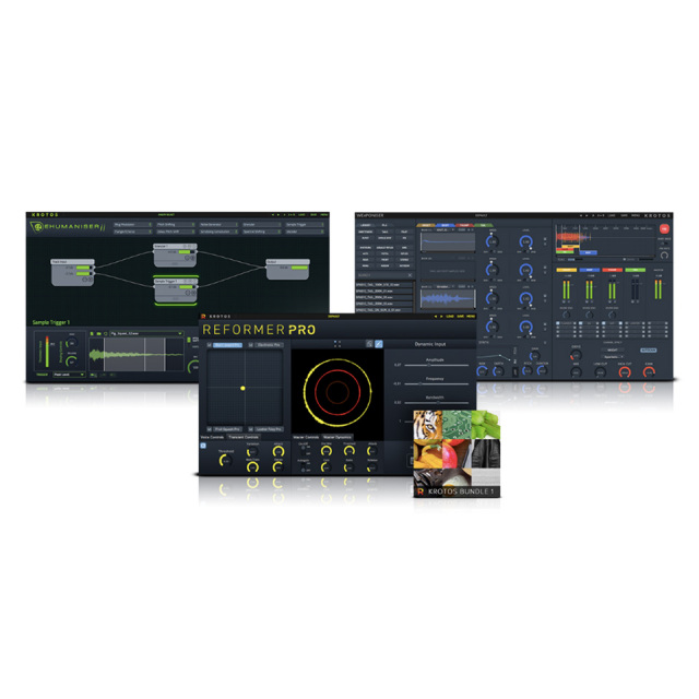 KROTOS/Sound Design Bundle