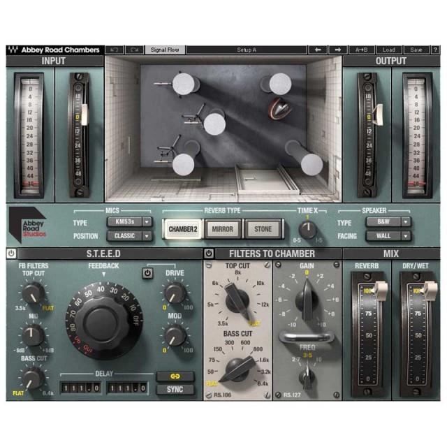 Waves/Abbey Road Chambers【期間限定キャンペーン】【オンライン納品】【在庫あり】