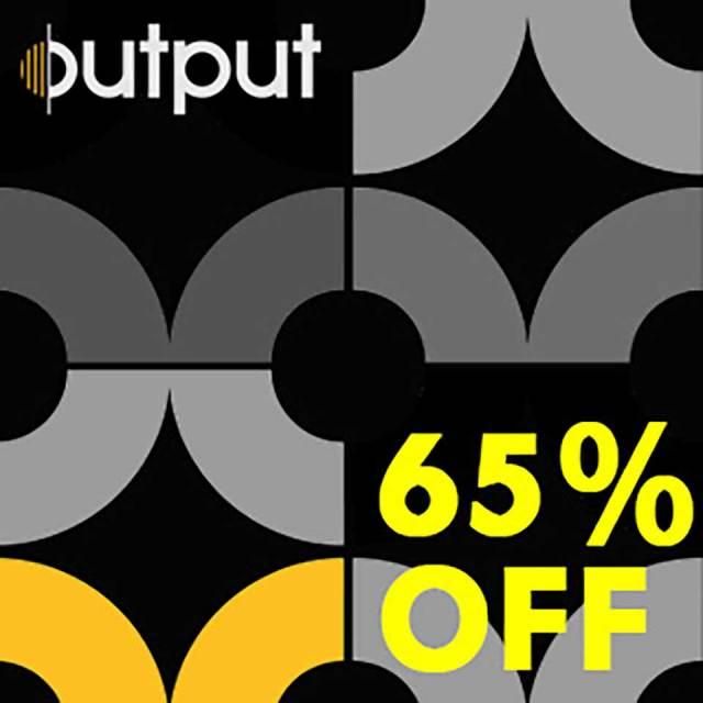 OUTPUT/OUTPUT ALL BUNDLE【オンライン納品】【在庫あり】