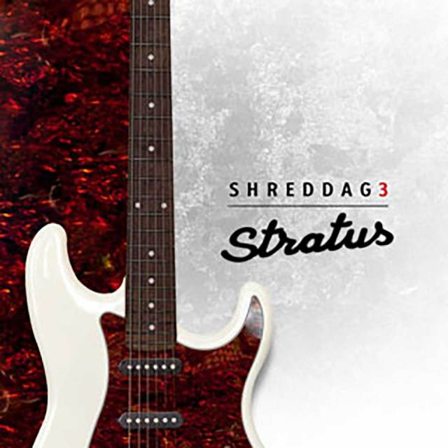 IMPACT SOUNDWORKS/SHREDDAGE 3 STRATUS【オンライン納品】【在庫あり】
