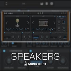 Audio Thing/SPEAKERS【オンライン納品】【在庫あり】