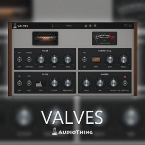 Audio Thing/VALVES【オンライン納品】【在庫あり】
