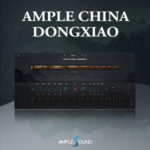AMPLE SOUND/AMPLE CHINA DONGXIAO【オンライン納品】【在庫あり】