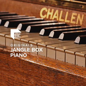 SPITFIRE AUDIO/ORIGINALS JANGLE BOX PIANO【オンライン納品】