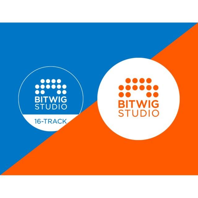 BITWIG/Bitwig Studio UPG From 16-Track【オンライン納品】