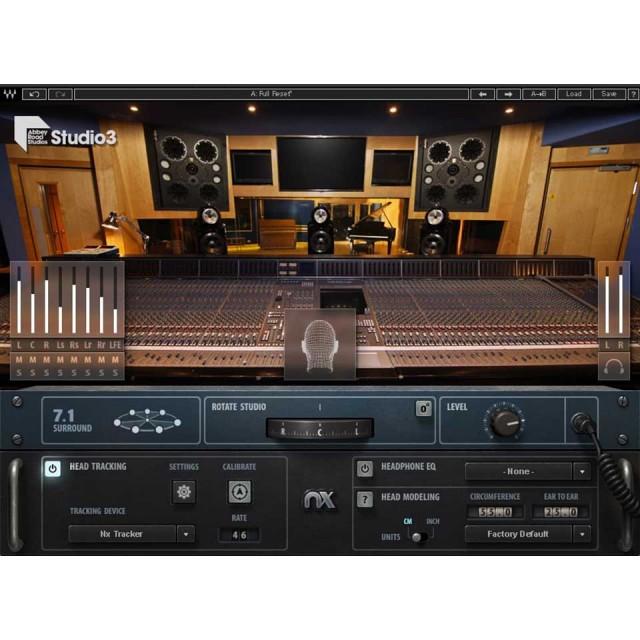 Waves/Abbey Road Studio 3【オンライン納品】【在庫あり】