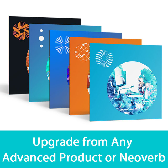 iZotope/Tonal Balance Bundle upgrade from Any Ozone or Neutron Std or Adv【オンライン納品】