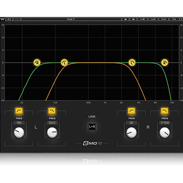 Waves/eMo F2 Filter【オンライン納品】