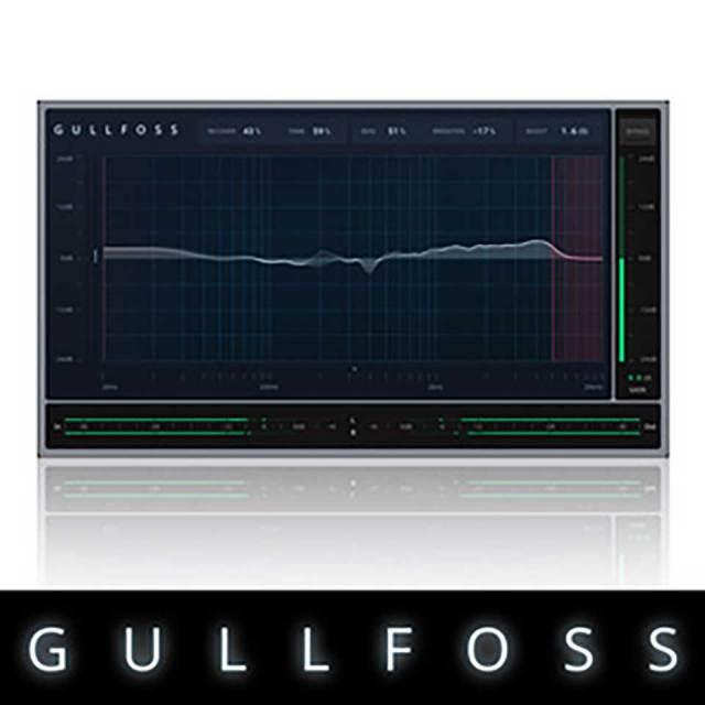 SOUNDTHEORY/GULLFOSS【オンライン納品】【~8/21 期間限定特価キャンペーン】