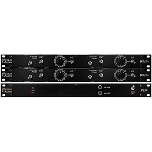 Pueblo Audio/4+4 PLUS Package