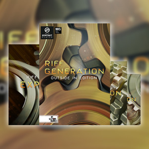 In Session Audio/RIFF GENERATION OUTSIDE IN EDITION + EXPANSION【~10/31 期間限定特価キャンペーン】【オンライン納品】