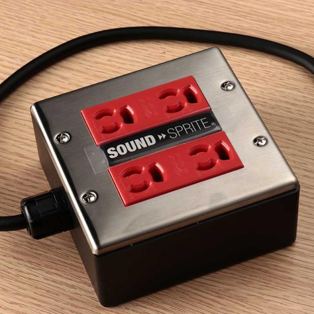 SOUND SPRITE/NSSR 4口電源タップ 1.5m【受注生産品】