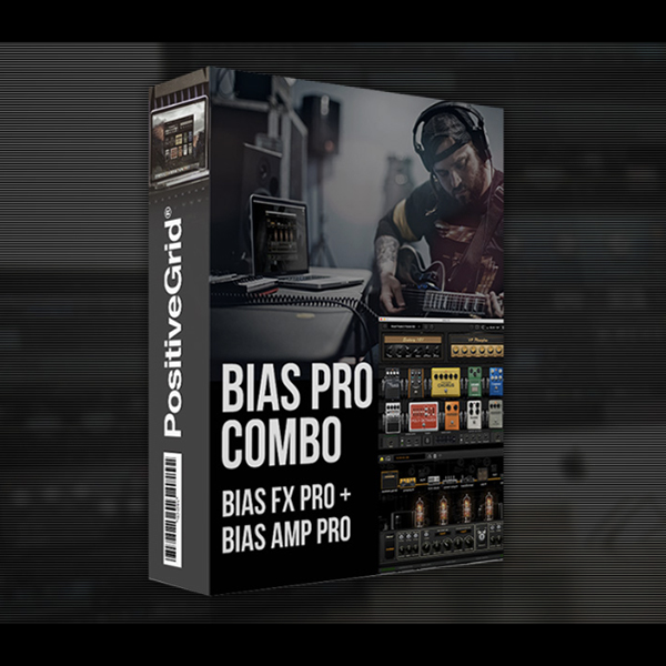 Positive Grid/BIAS Pro Combo【オンライン納品】