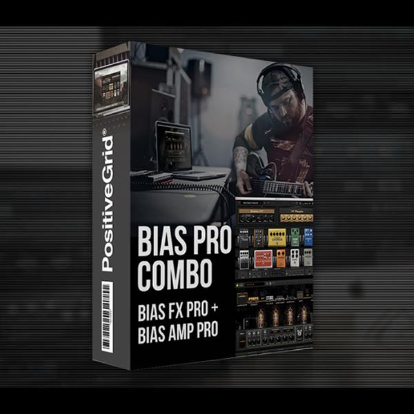 Positive Grid/BIAS Pro Combo【オンライン納品】【~8/9 期間限定特価キャンペーン】【在庫あり】