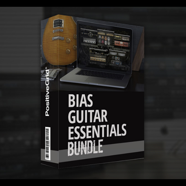 Positive Grid/BIAS Guitar Essentials【オンライン納品】【~8/9 期間限定特価キャンペーン】