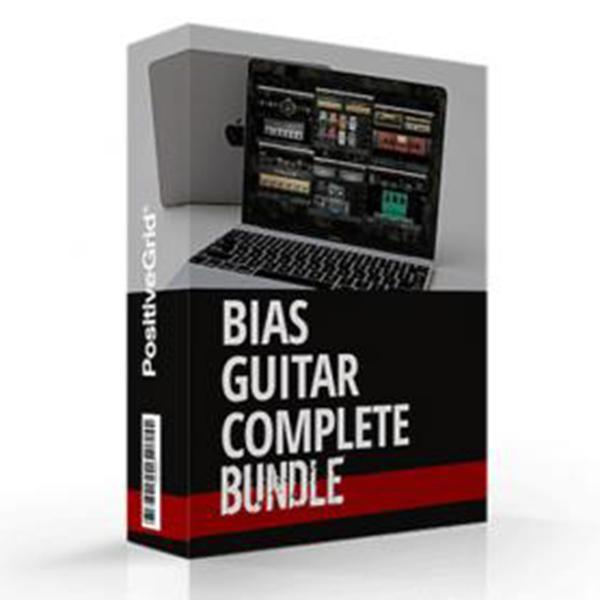 Positive Grid/BIAS Guitar Complete【オンライン納品】【~8/9 期間限定特価キャンペーン】