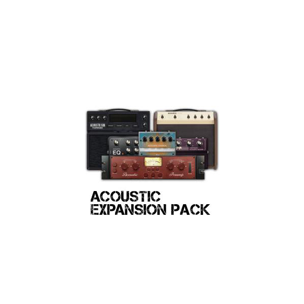 Positive Grid/BIAS FX Acoustic Pack【オンライン納品】【Black Fridayキャンペーン】
