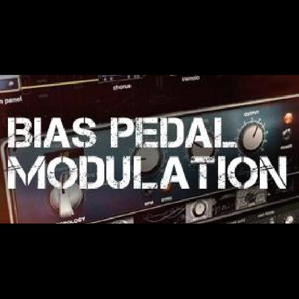 Positive Grid/BIAS Pedal Modulation Desktop【オンライン納品】