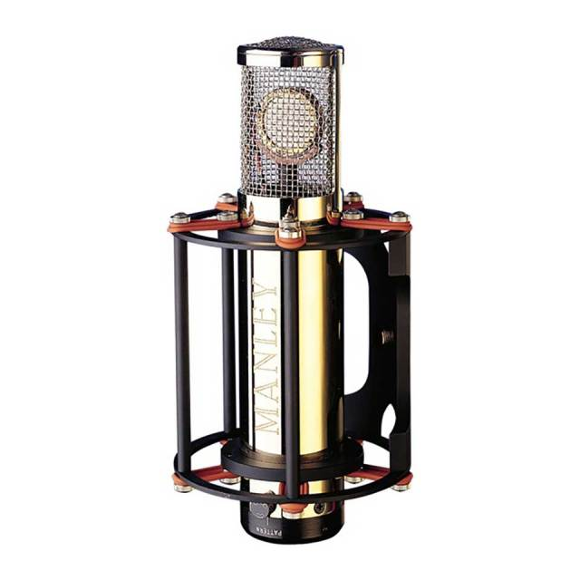 MANLEY/Gold Reference Microphone【受注生産】