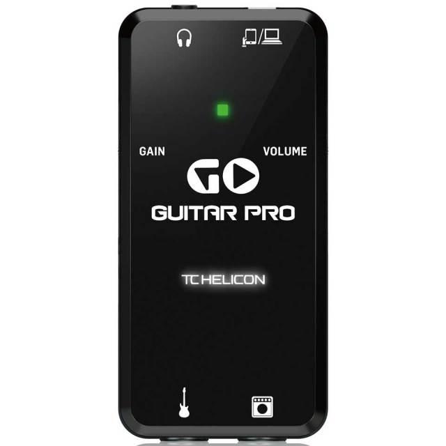 TC HELICON/GO GUITAR PRO