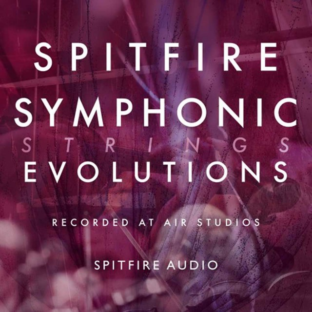 SPITFIRE AUDIO/SPITFIRE SYMPHONIC STRINGS EVOLUTIONS【オンライン納品】【在庫あり】