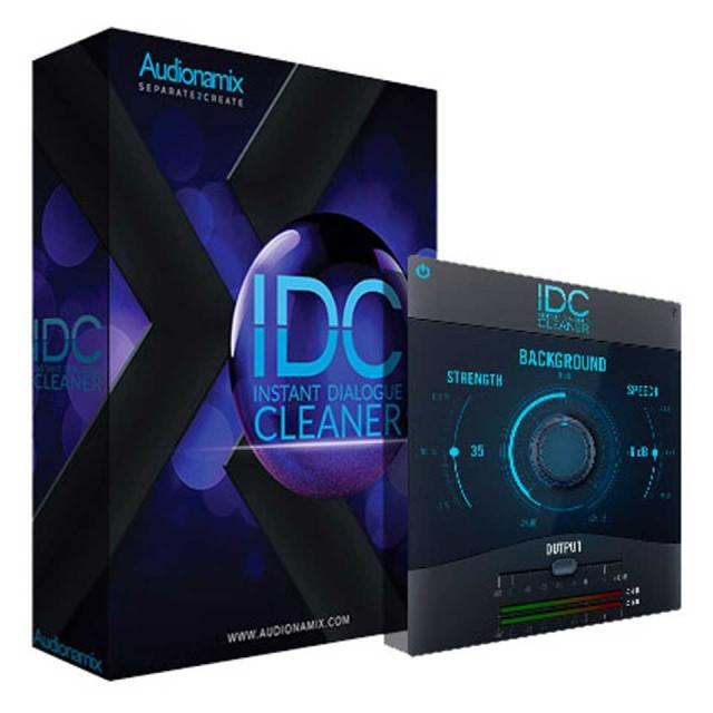Audionamix/INSTANT DIALOGUE CLEANER【オンライン納品】【在庫あり】