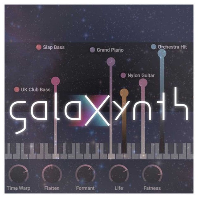 HEART OF NOISE/GALAXYNTH【期間限定特価キャンペーン】【オンライン納品】【在庫あり】