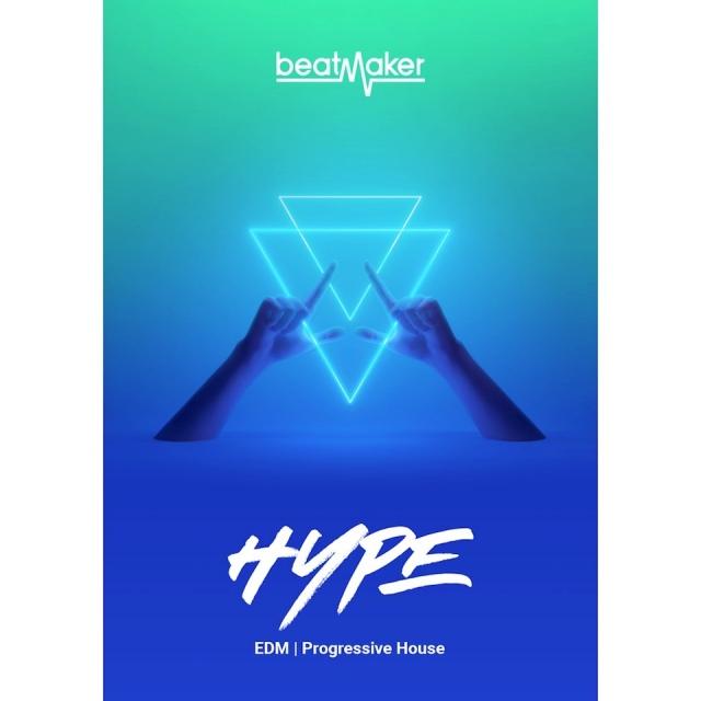 UJAM/BEATMAKER - HYPE【オンライン納品】【在庫あり】
