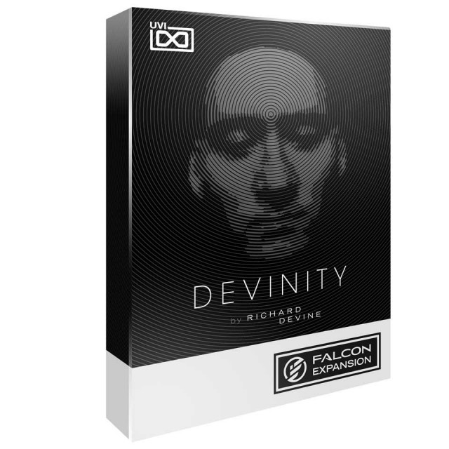 UVI/Devinity for Falcon【FALCON専用拡張パック】【オンライン納品】