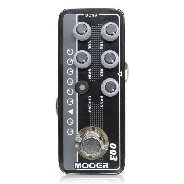 MOOER/Micro Preamp 003 Koch Powertone