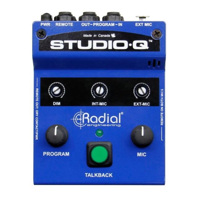 Radial/The Studio-Q【在庫あり】