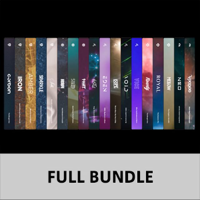 UJAM/UJAM FULL BUNDLE【オンライン納品】【在庫あり】