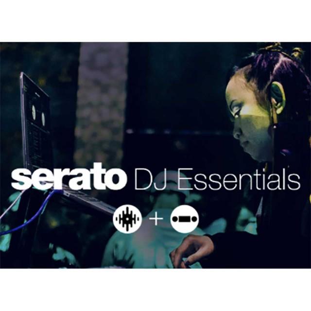 SERATO/Serato DJ Essentials【オンライン納品】