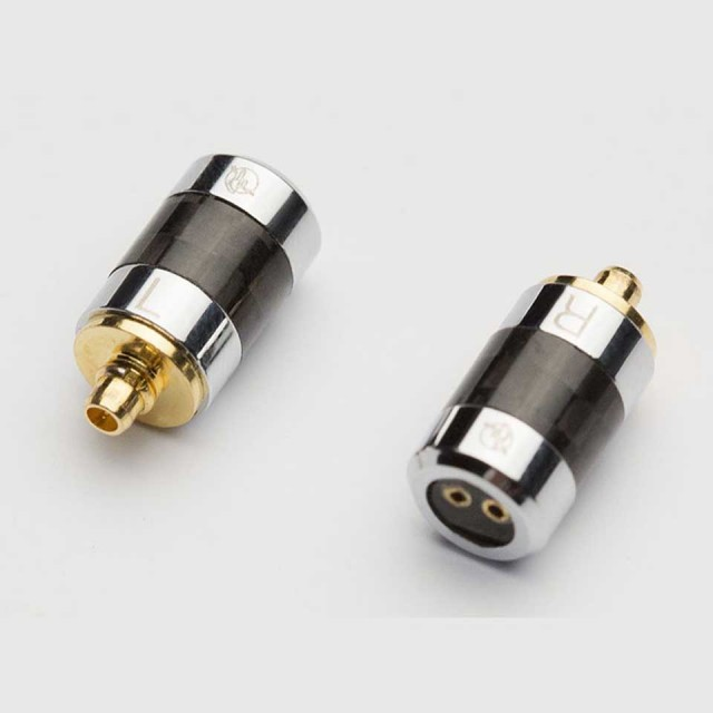 Rhapsodio/2pin to MMCX adaptor【2pin→MMCX】【初回分完売/ご予約受付中】