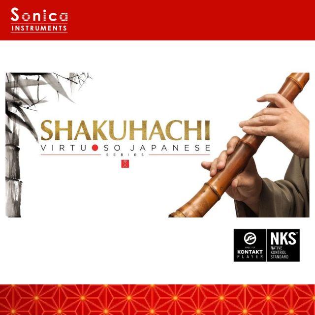 Sonica Instruments/SHAKUHACHI【オンライン納品】