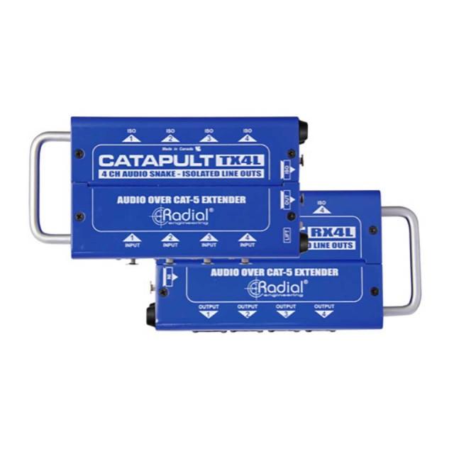 Radial/Catapult RX4L