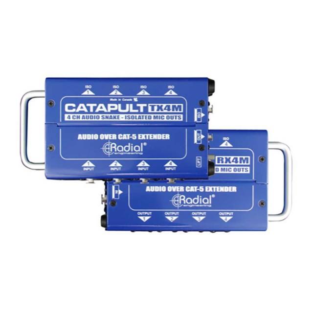Radial/Catapult RX4M