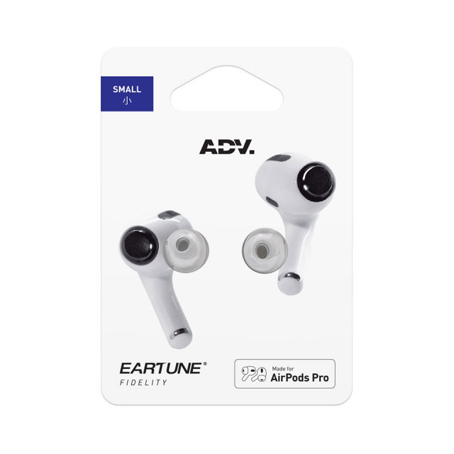 ADV./EARTUNE FIDELITY UF-A Gray S 1ペア【ネコポス発送】【在庫あり】