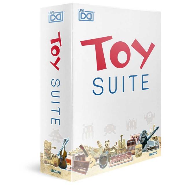 UVI/Toy Suite【オンライン納品】