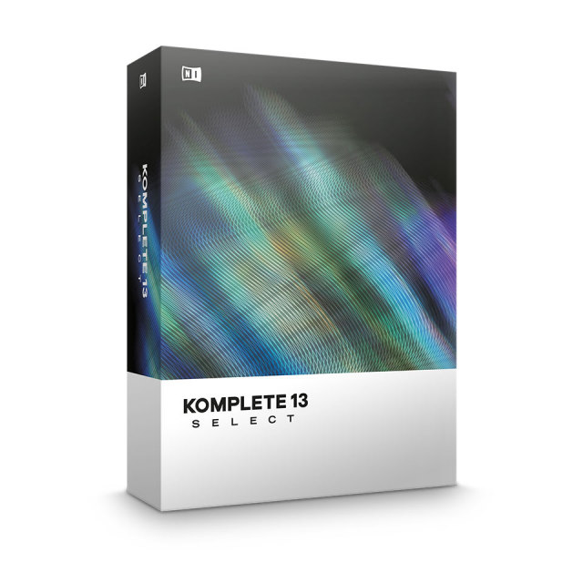 Native Instruments/KOMPLETE 13 SELECT【在庫あり】